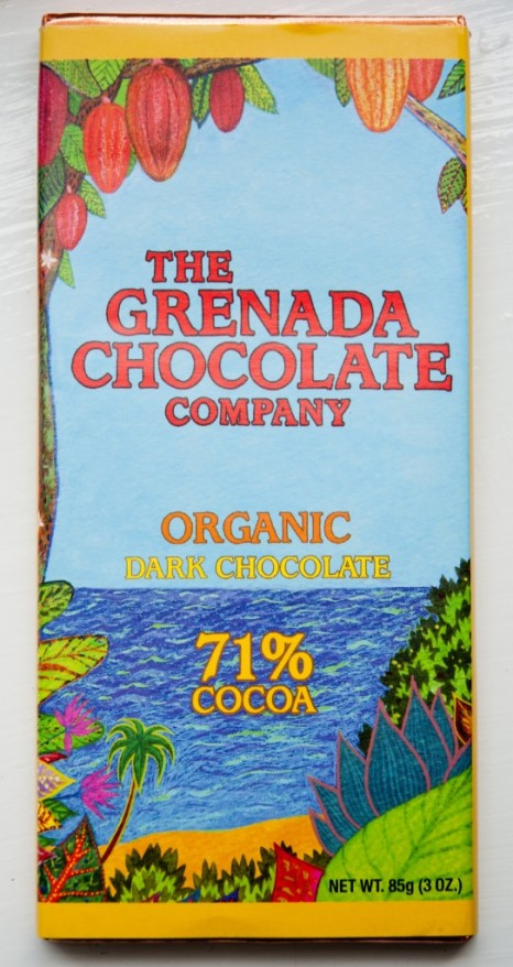 Grenada Chocolate Co. – Organic Dark Chocolate 71% Cocoa
