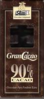 Slitti - Gran Cacao 90%