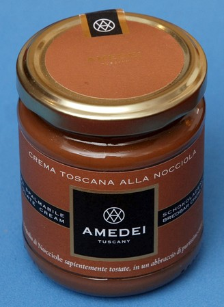 Amedie's new chocolate cream spread