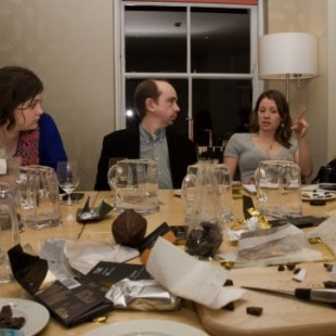 First Connoisseurs Club tasting