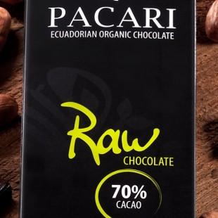 Pacari – Raw Chocolate 70%