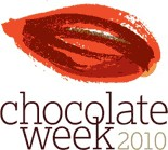 Chocolate Week 2010 logo
