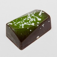 Amano key lime ganache with Guayas