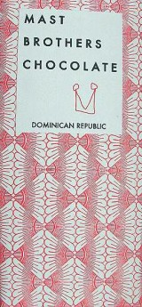 Mast Brothers - Dominican Republic 74%