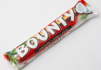 A dark Bounty bar from Mars