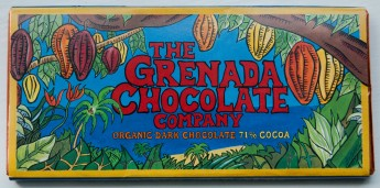 Grenada Chocolate 71% - old version