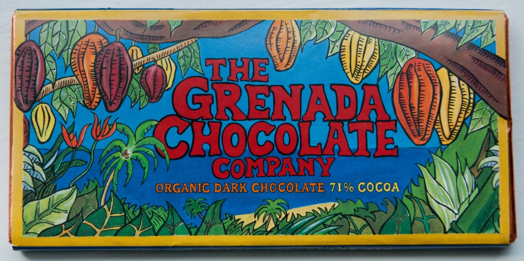 Grenada Chocolate 71% – old version