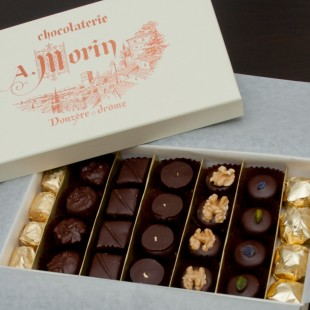 Chocolaterie A. Morin collection