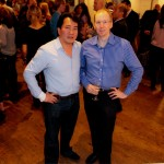 Founders of Seventy% Steve Chung and Martin Christy