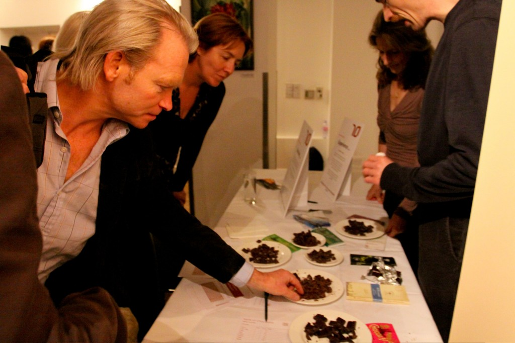 Seventy% 10th birthday party – Angus Thirlwell of Hotel Chocolate