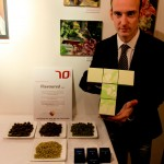 Enric Rovira presents his tea chocolate collection