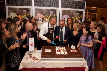 Eurochocolate celebrates its 18th birthday