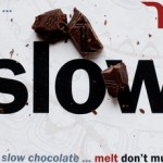 Slow Chocolate with chocolate © Sofie Delauw