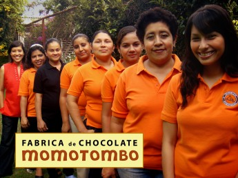 Part of Momotombo's team. Most of them are women
