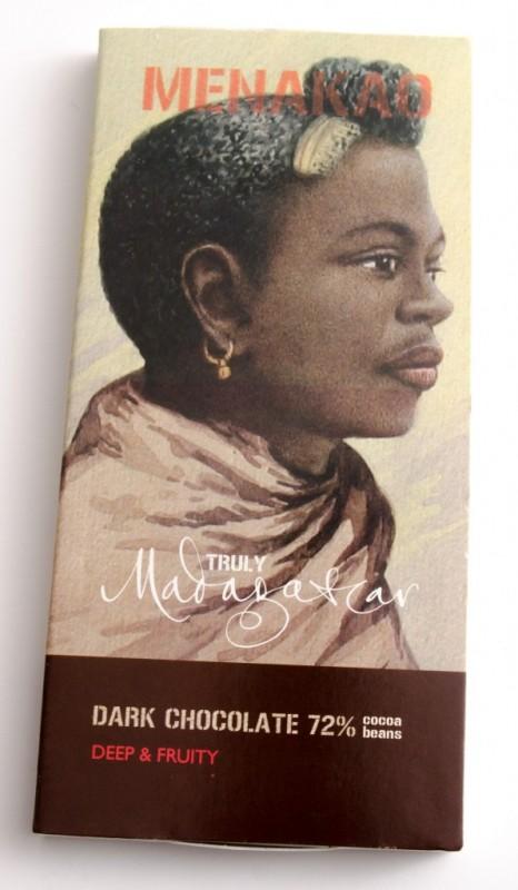 Menakao – Dark Chocolate 72%