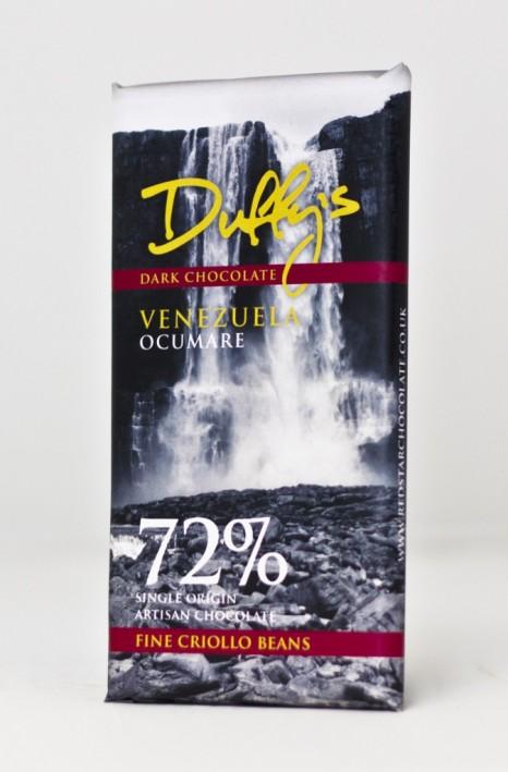 Red Star Chocolate – Ocumare 72%